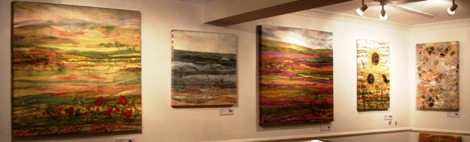 The Autumn 2013 Exhibition at the Art Cafe, Whitby